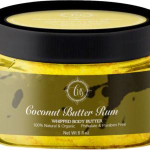 Coconut Butter Rum