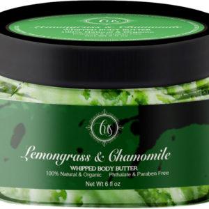 Lemongrass & Chamomile