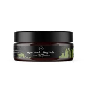 Organic Avocado & Honey Vanilla Hair Soufflé